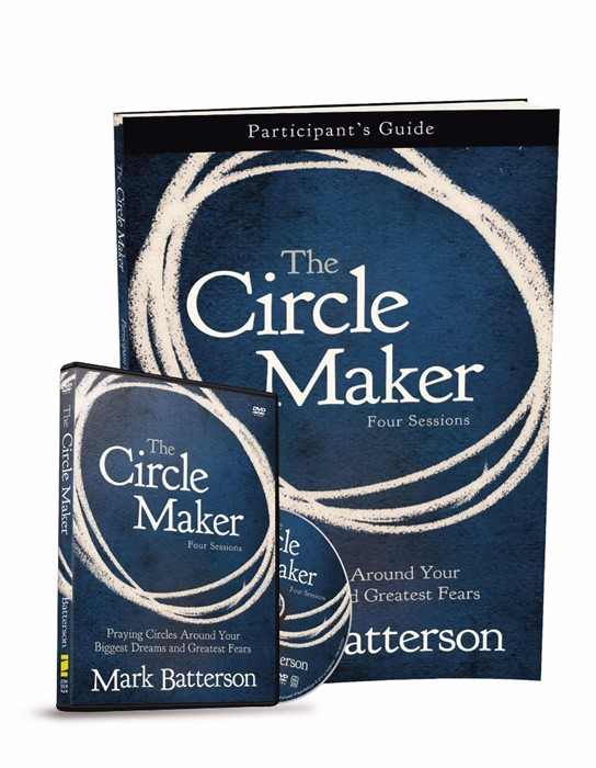 The Circle Maker Participant's Guide With DVD (Paperback w/DVD)