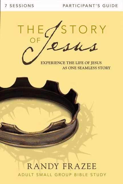The Story Of Jesus Participant's Guide With Dvd (Paperback w/DVD)