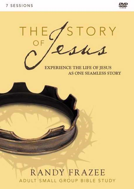 The Story Of Jesus: A Dvd Study (DVD)