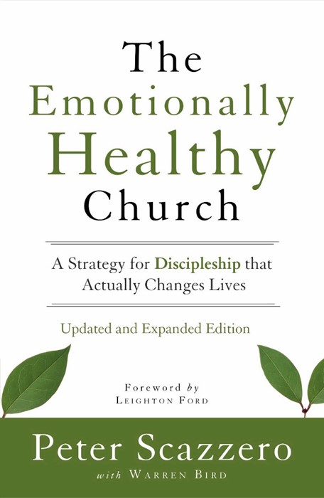 The Emotionally Healthy Church, Updated And Expanded Ed. (Hard Cover)
