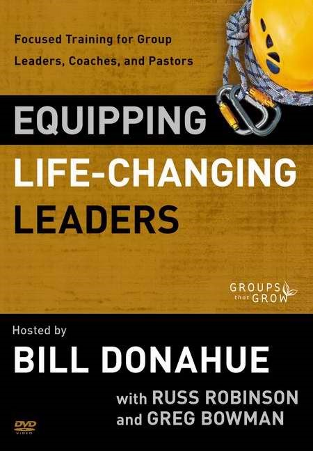 Equipping Life-Changing Leaders DVD (DVD)