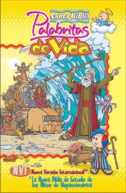 Santa Biblia Palabritas De Vida Nvi (Hard Cover)