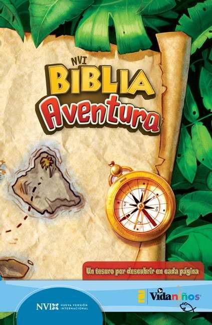 Biblia Aventura Nvi (Hard Cover)