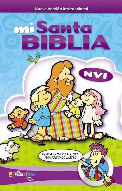 Mi Santa Biblia Nvi (Hard Cover)