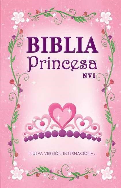 Biblia Princesa Nvi (Hard Cover)