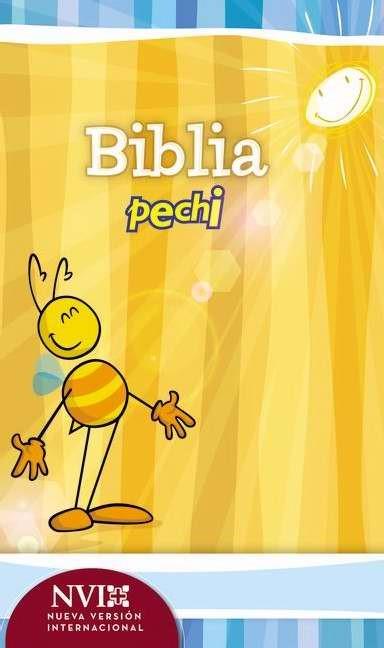 Biblia Pechi Nvi (Hard Cover)