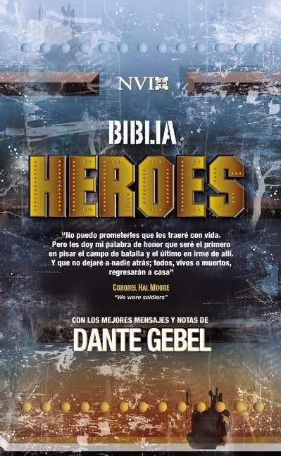 Biblia Heroes Nvi (Hard Cover)