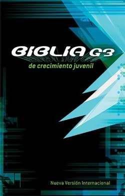 Biblia G3 De Crecimiento Juvenil Nvi (Hard Cover)