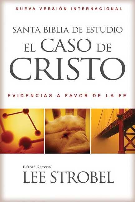 Santa Biblia De Estudio El Caso De Cristo Nvi (Hard Cover)