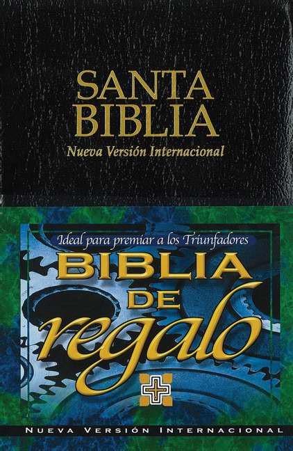 Santa Biblia De Regalo Nvi (Leather Binding)