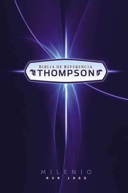 Biblia De Referencia Thompson Milenio Rvr 1960 Con indice (Hard Cover)