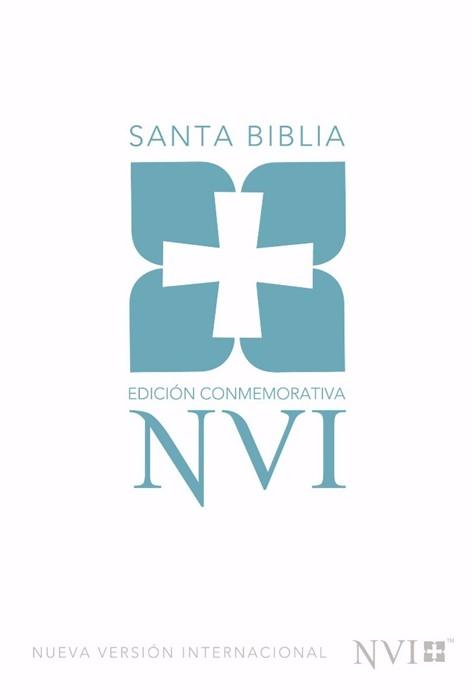 Santa Biblia Edicion Conmemorativa NVI (Hard Cover)
