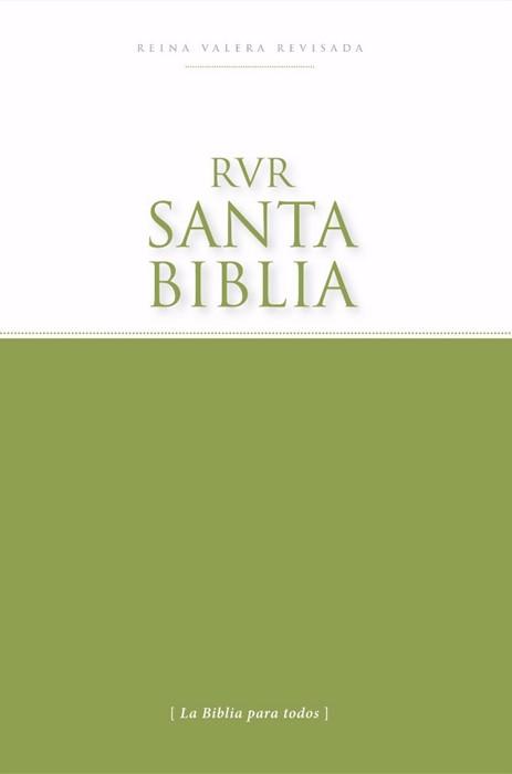 Rvr77-Santa Biblia - Edición económica (Paperback)