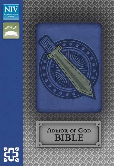 Armor Of God Bible (Leather Binding)