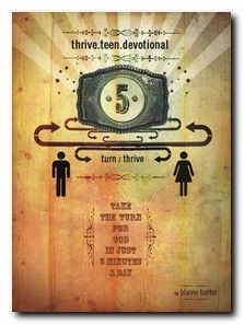 Thrive Teen Devotional (Paperback)