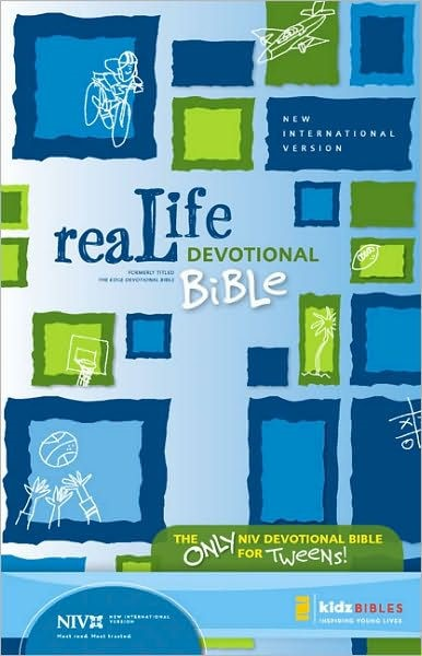 Realife Devotional Bible (Hard Cover)