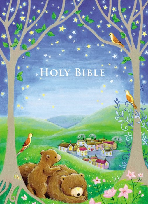 ICB Sparkly Bedtime Holy Bible HB (Hard Cover)