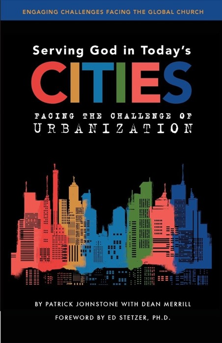 Serving God in Today's Cities (Paperback)