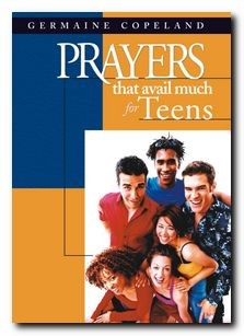 Prayers That Avail Much For Teens (Paperback)