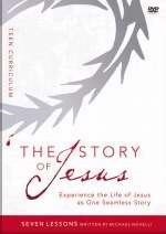 The Story Of Jesus Teen Curriculum (DVD)