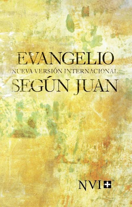 Evangelios Nvi De Juan (Paperback)