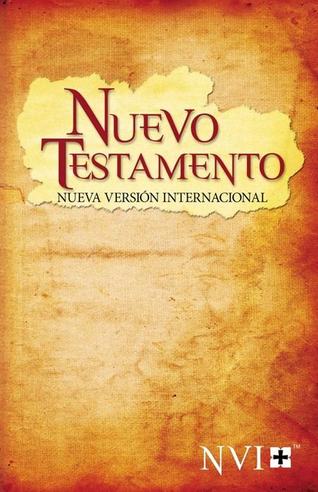 NVI Trade Edition Outreach New Testament (Paperback)
