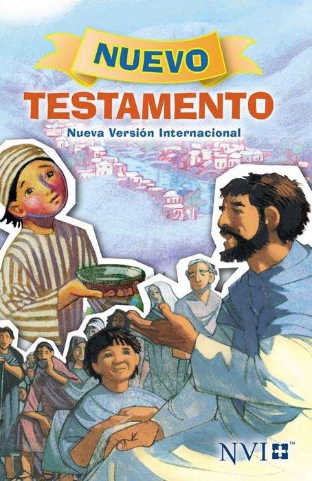 Nuevo Testamento Para Ninos (Paperback)