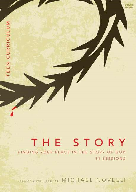 The Story, Teen Curriculum (DVD)