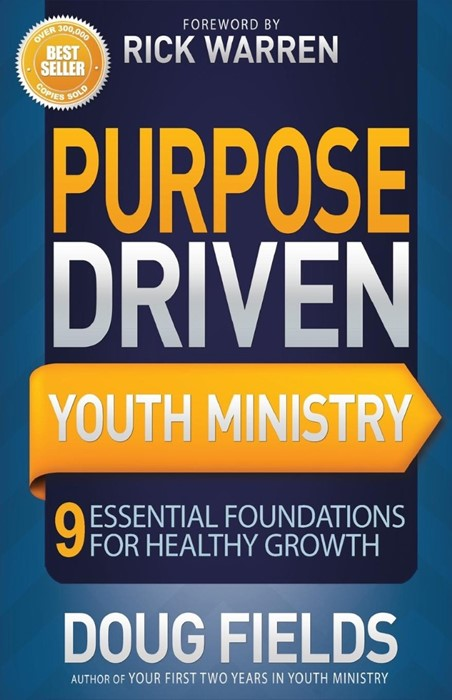 Purpose Driven Youth Ministry (Paper Back)