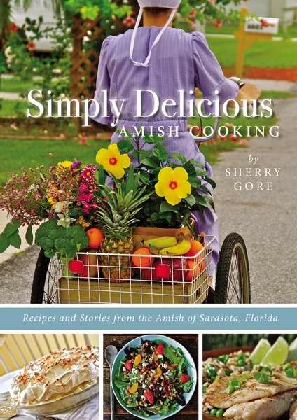 Simply Delicious Amish Cooking (Spiral Bound)