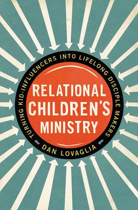 Relational Children's Ministry (Paper Back)