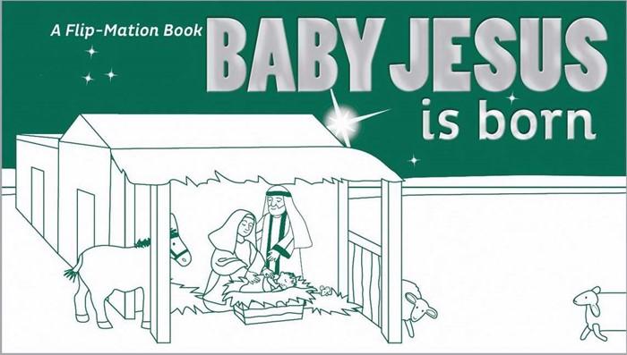 Baby Jesus Is Born (Paperback)