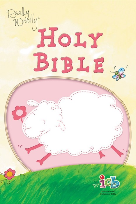 ICB Really Woolly Bible Pink