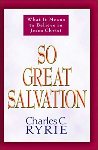 So Great Salvation (Paperback)