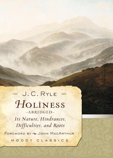 Holiness (Abridged) (Paperback)