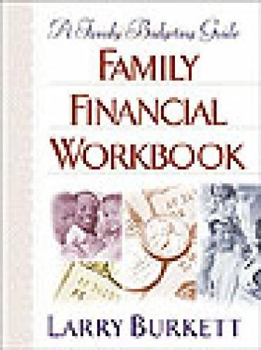 Family Financial Workbook (Paperback)
