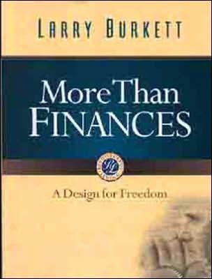 More Than Finances (Paperback)
