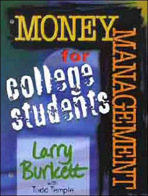 Money Management For College Students (Paperback)