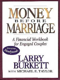 Money Before Marriage (Paperback)