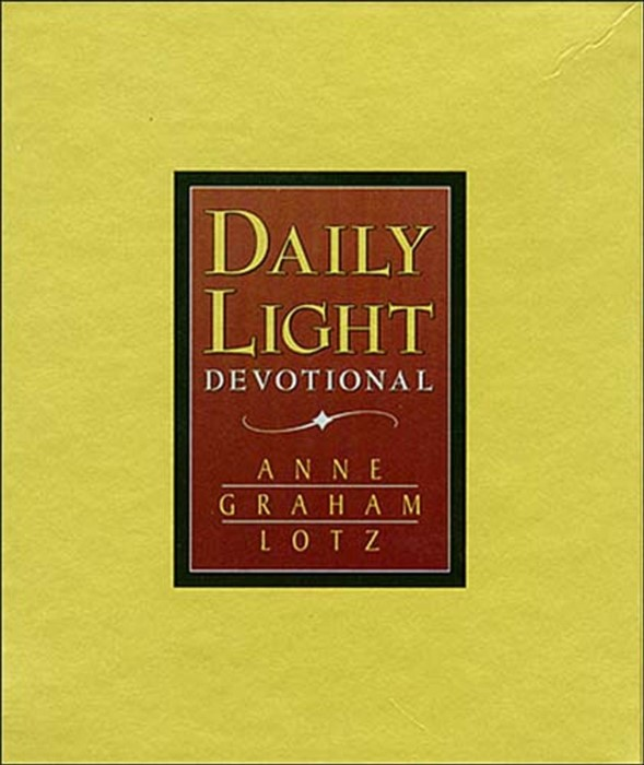 Daily Light - Tan (Hard Cover)