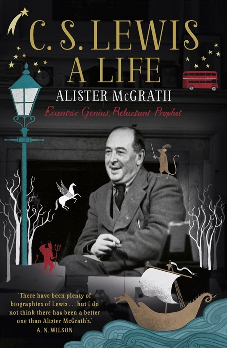 C. S. Lewis: A Life (Paperback)