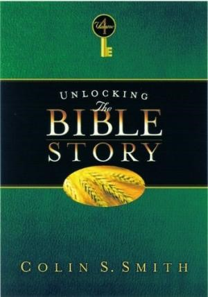 Unlocking The Bible Story: New Testament Volume 4 (Hard Cover)