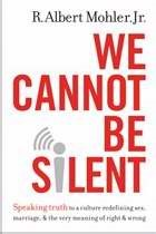We Cannot Be Silent (Hard Cover)