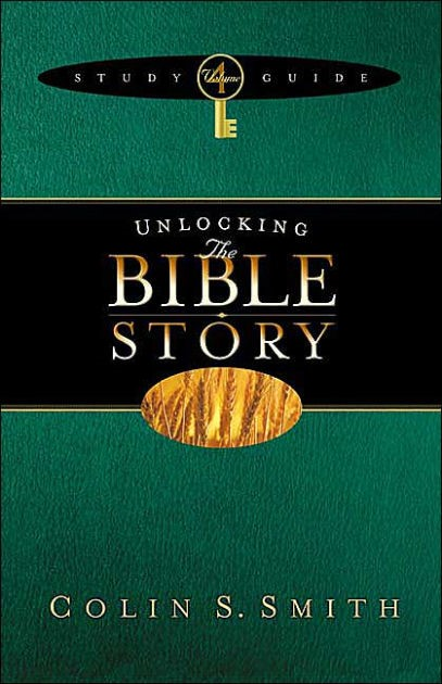Unlocking The Bible Story Study Guide Volume 4 (Paperback)