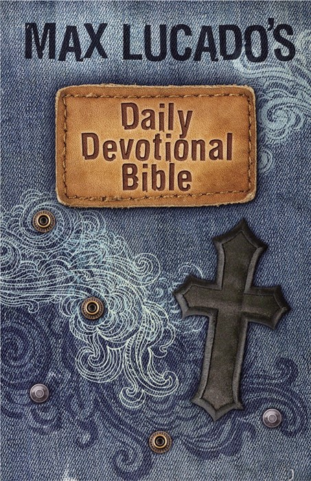 Max Lucado'S Children'S Daily Devotional Bible (Hard Cover)