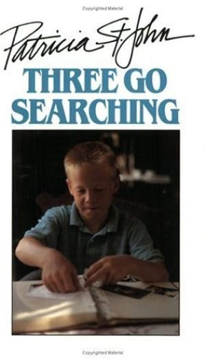 Three Go Searching (Paperback)