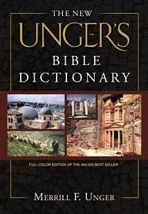 The New Unger's Bible Dictionary (Hard Cover)