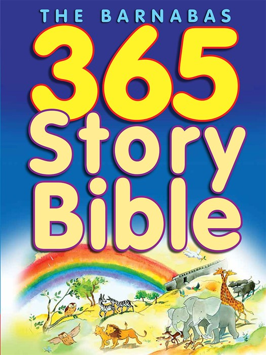 The Barnabas 365 Story Bible (Hard Cover)
