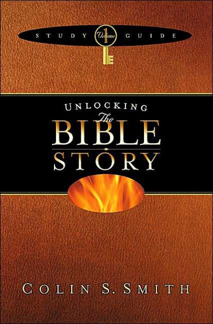 Unlocking The Bible Story Study Guide Volume 1 (Paperback)