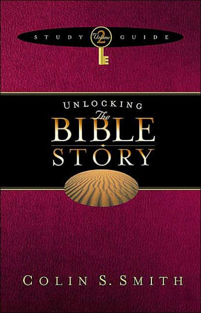 Unlocking The Bible Story Study Guide Volume 2 (Paperback)